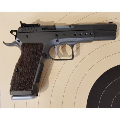 Smith & Wesson Performance Center SW22 Victory Target Model  6
